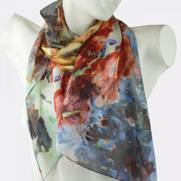 Spotted Gum Scarf