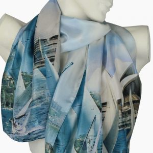 Opera House Day Scarf
