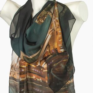 Opera House Night Scarf